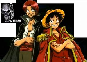 One Piece images Shanks & Luffy HD wallpaper and ...