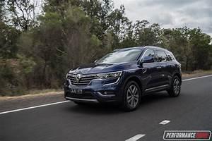 2017 Renault Koleos Intens 4x4 review (video ...  2017