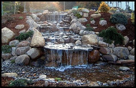 Disappearing Pondless Waterfallbergenpassaicessexunion
