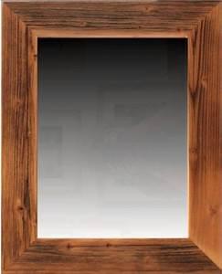 Spiegel Zum Aufstellen : badspiegel gebeizt 5cm 4mm glas ~ Whattoseeinmadrid.com Haus und Dekorationen