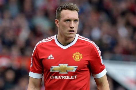 Man United defender, Phil Jones has signed a new contract ...