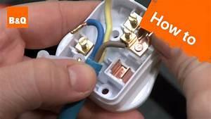 How To Change A Plug  U0026 Fuse