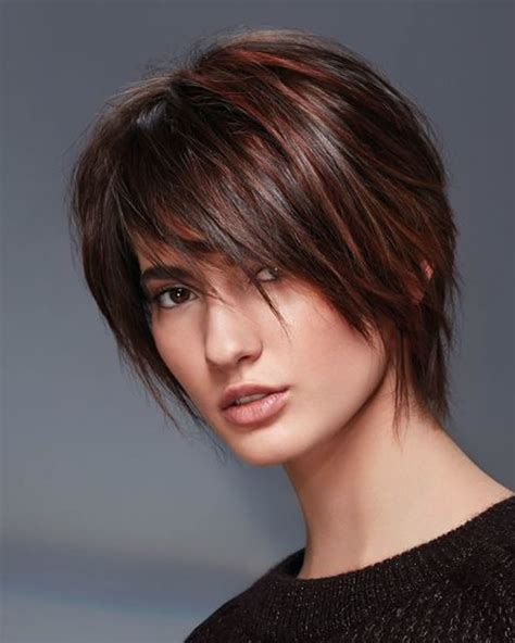colors  short hair  short  cuts hairstyles