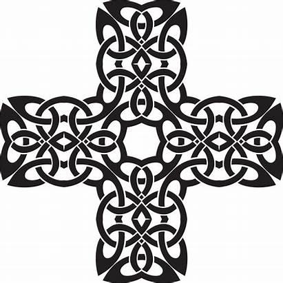 Celtic Knot Cross Clipart Transparent Crucifix Circle