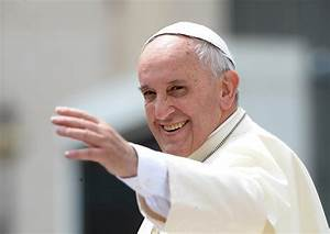 Tired But All Smiles Pope Francis Resumes Duties After