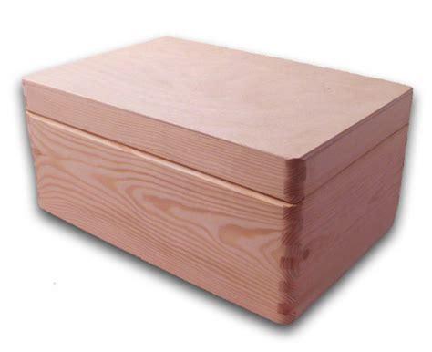 gro 223 e aufbewahrungsbox holzkiste mit deckel kiefer unbehandelt holzartikel holz rohlinge