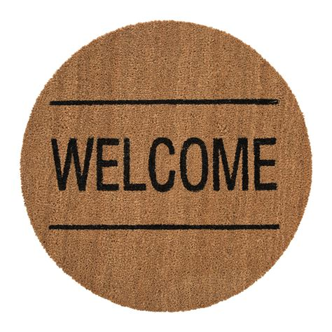 Buy Doormat by Buy Bloomingville Doormat Quot Welcome Quot Amara
