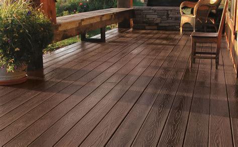 Treated Wood Deck Railing