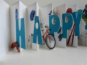 Geburtstagskarten Basteln Ideen : leporello basteln einfache bastelideen mit papier ~ Watch28wear.com Haus und Dekorationen