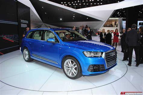 2018 Audi Q7 Priced Across Europe Gtspirit