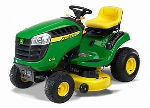 E110lawn Tractor