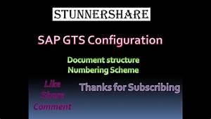 Sap Gts Configuration