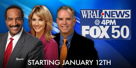 Award-winning Wral News Expanding On January 12th