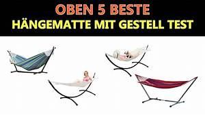 Hängematte Mit Gestell Test : beste h ngematte mit gestell test 2019 youtube ~ One.caynefoto.club Haus und Dekorationen