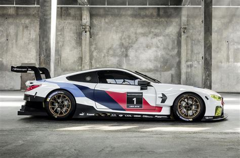 Bmw M8 Gte 2018 Racer Offers First Glimpse Of Upcoming 8