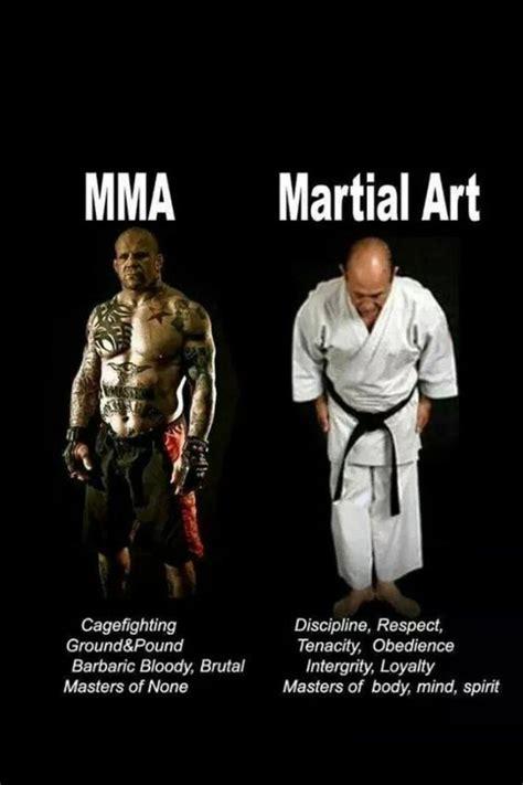 Diferenças | Artes marciais, Artes marciais mistas ...