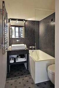 studio avec terrasse sous les toits paris 1er With salle de bain design avec décorateur d intérieur hainaut