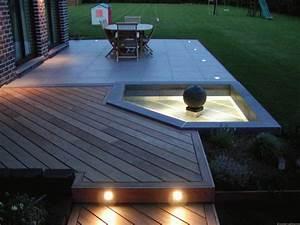 Eclairage Terrasse Piscine : bel lighting clairage ext rieur spot zaxor exterior garden lighting id es d co ext rieur d ~ Preciouscoupons.com Idées de Décoration