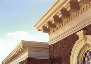 Exterior Fiberglass Cornice