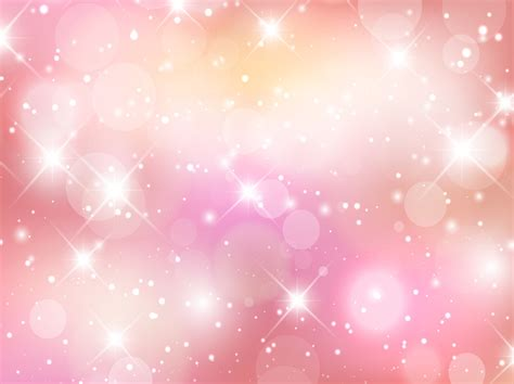 Pink Sparkle Background Beautiful Pink Sparkles Background Free Vectors Ui