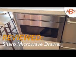 microwave drawer reviews sharp microwave drawer review for 2016 modern kitchen