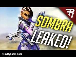SOMBRA REVEAL LEAK New Overwatch Game Mode THE HACKER