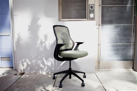 review knoll regeneration desk chair