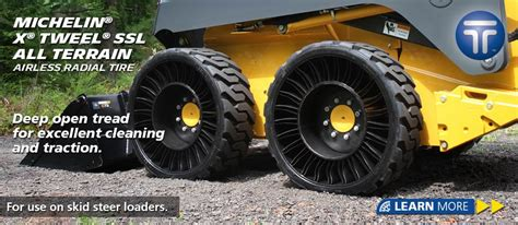 Welcome To Michelin Tweel Technologies