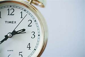 Time management for thesis writing – The Comfort Pursuit