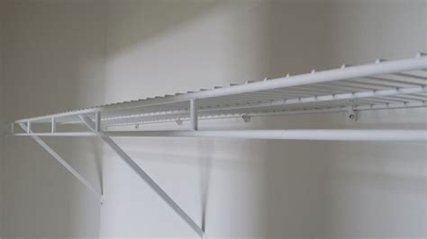 Hanging Closet Wire Shelves