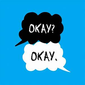 The Fault In Our Stars- Okay Okay Women's T-shirt | Redwolf