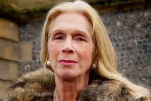 "Lady Colin Campbell reveals she was ""hours from death ..."