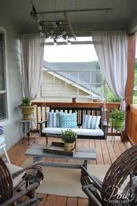Front Porch Window