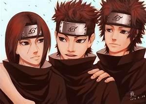 Uchiha Itachi, Uchiha Shisui, Uchiha Kagami   Naruto ...