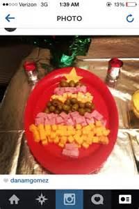 christmas finger foods holiday pinterest