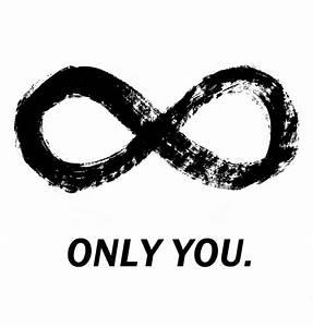 Love Infinity Sign Tumblr - image #200