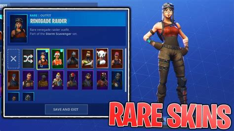 obtain  skins  fortnite battle royale youtube