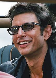 Jeff Goldblum - He signed the cover of the play he starred ...