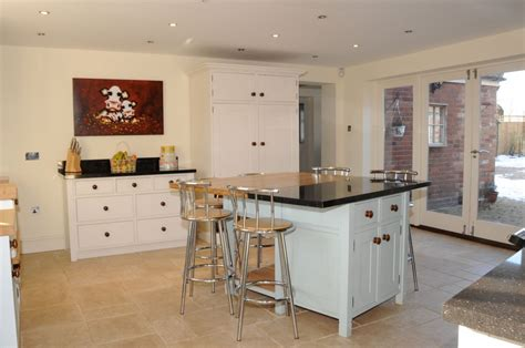Free Standing Kitchen Islands With Seating For 4