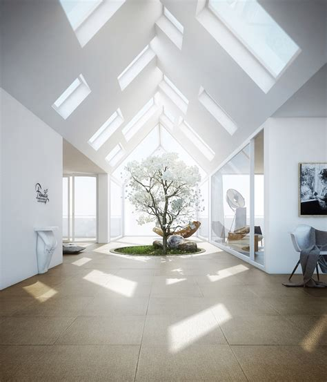 Modern Residential Indoor Skylight Design Ideas indoor skylights 37 beautiful exles to tempt you to