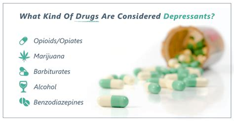 What Kind Of Drugs Are Considered Depressants?