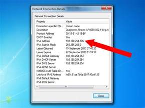 How to Find IP Address On Computer