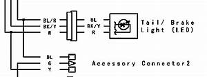 Ninja 1000 Accesory Connector 2