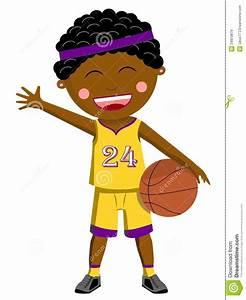 Black Basketball Kid Royalty Free Stock Images - Image ...