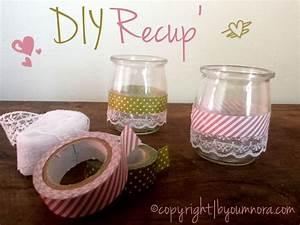 Pot En Verre Deco : pot de yaourt en verre recyclage rc74 jornalagora ~ Melissatoandfro.com Idées de Décoration