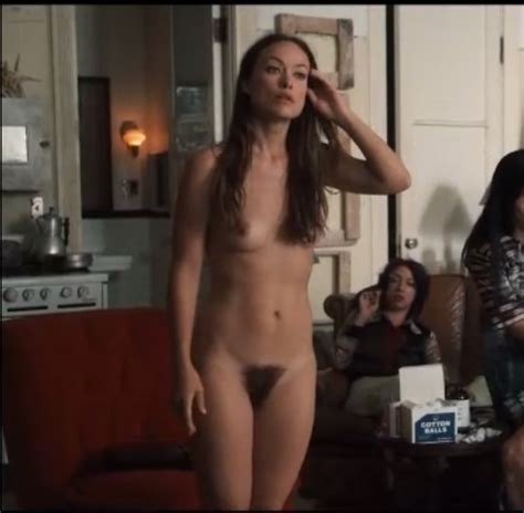 Hot Olivia Wilde Completely Naked For Tv Show Video