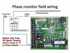 Three Phase Monitor Wiring Diagram