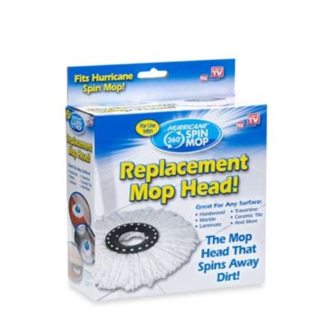 buy hurricane spin mop  bed bath
