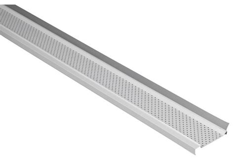 leaf relief gutter guard pack   roofing  gutters