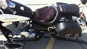 Gepäckträger Honda Shadow 750 : 2008 honda shadow aero 750 youtube ~ Kayakingforconservation.com Haus und Dekorationen